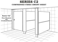 Shower Partition - Series C2