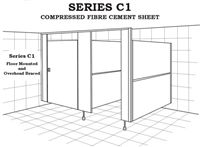 Shower Partition - Series C1