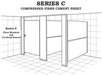 Shower Partition - Series C