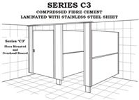 Shower Partition - Series C3