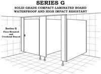 Shower Partition - Series G